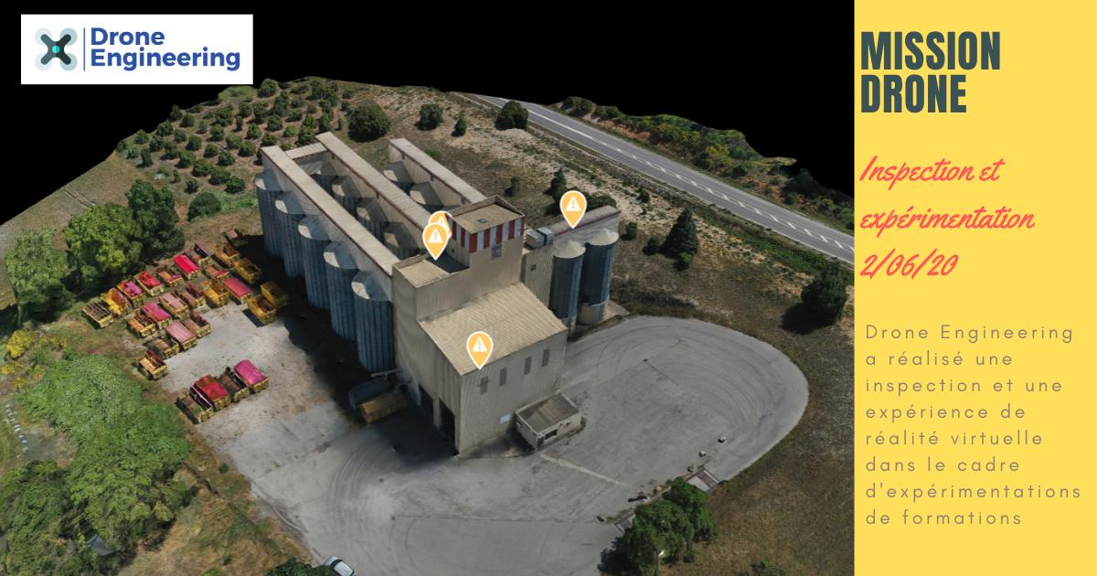 Inspection silo Vinon 1