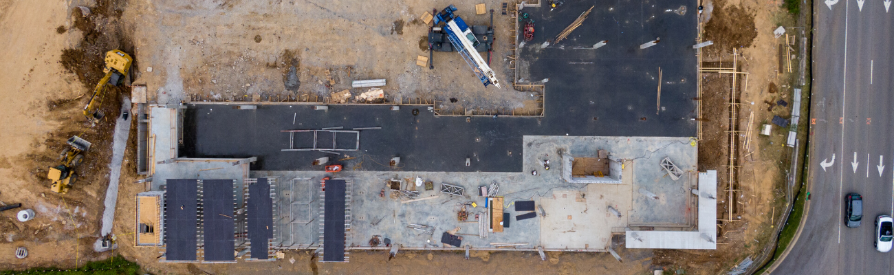 suivi chantier drone