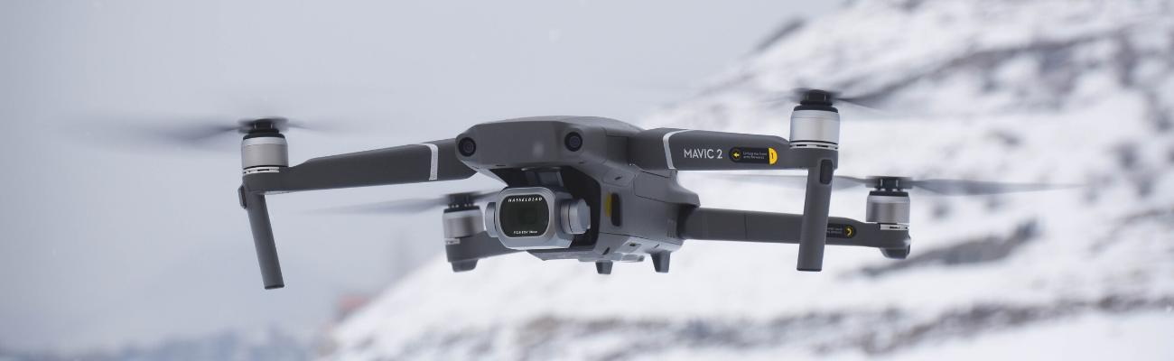 Drone Mavic 2 Pro technologie sécurité